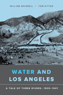 Book Water and Los Angeles