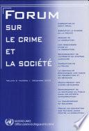Forum sur le Crime et la Soci t
