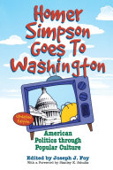 Homer Simpson Goes to Washington Book