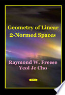 Geometry Of Linear 2 Normed Spaces