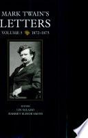 Mark Twain s Letters  Volume 5