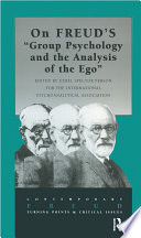 On Freud S Group Psychology And The Analysis Of The Ego