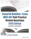 Comptia Mobility Exam Mb0 001 Self Practice Review Questions