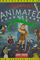 Encyclopedia of Walt Disney s animated characters
