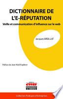 Dictionnaire De L E R Putation
