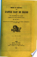 L autre part du diable  ou le talisman du mari  comedie en 1 acte melee de chant