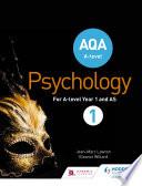 AQA A level Psychology