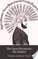 The Great Harmonia  The thinker Book PDF