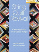 String Quilt Revival