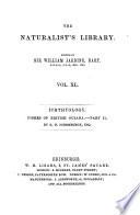 The Naturalist S Library Iv Ichtyology