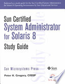 Sun Certified System Administrator for Solaris 8 Study Guide