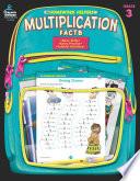Multiplication Facts  Grade 3