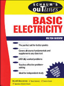 Schaum s Outline of Theory and Problems of Basic Electricity