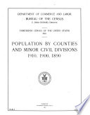 Thirteenth Census of the United States  1910