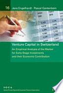 Venture Capital in Switzerland