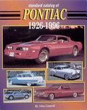 Standard Catalog Of Pontiac 1926 1995