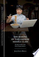 The Making of the Chinese Middle Class