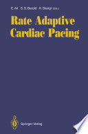 Rate Adaptive Cardiac Pacing