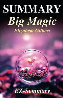 download ebook summary - big magic pdf epub