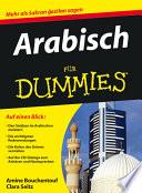 Arabisch f  r Dummies