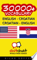 30000  English   Croatian Croatian   English Vocabulary