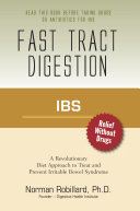 Fast Tract Digestion IBS  Irritable Bowel Syndrome