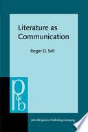 Literature as Communication
