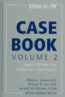 DSM 4 TR casebook
