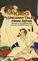 Tales of Old Edo - Kaiki Literature But It Has Been Introduced