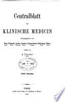 Zentralblatt für klinische Medizin