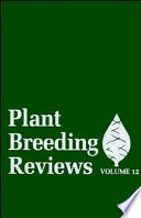 Plant Breeding Reviews And The Breeding Of All Types Of