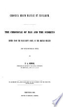 The chronicle of Man and the Sudreys