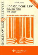 Constitutional Law  individual Rights