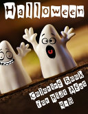 Halloween Coloring Book For Kids Ages 4 8