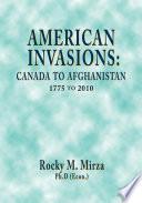 American Invasions