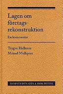 Lagen om företagsrekonstruktion