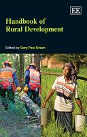 download ebook handbook of rural development pdf epub