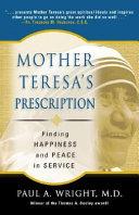 Mother Teresa s Prescription