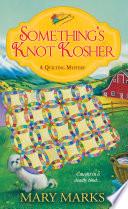 Something s Knot Kosher