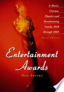 Entertainment Awards