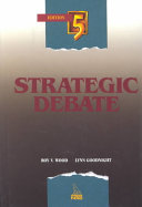 Strategic Debate Student Edition