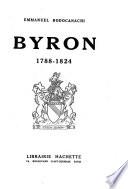 Byron, 1788-1824