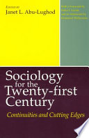 Sociology for the Twenty first Century