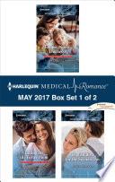 Harlequin Medical Romance May 2017 Box Set 1 Of 2