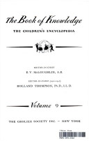 THE BOOK OF KNOWLEDGE THE CHILDREN S ENCYCLOPEDIA