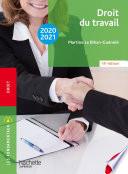 Les Fondamentaux Droit Du Travail 2020 2021