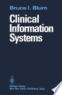 Clinical Information Systems book