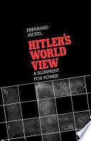 Hitler s World View