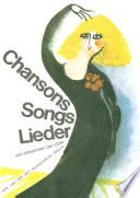 Chanson, Songs, Lieder von Interpreten der DDR