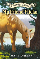 My Friend Flicka Book And Charm